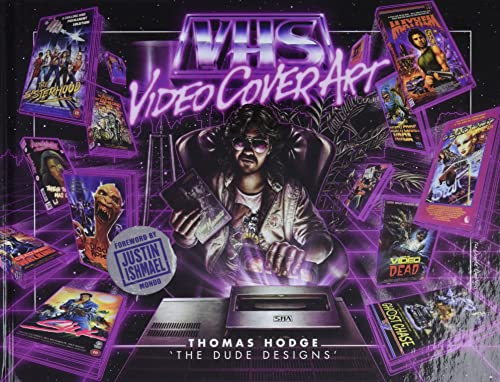 9780764348679: Vhs: Video Cover Art: 1980s to Early 1990s