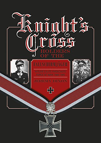 Knights Cross Holders of the Fallschirmjager (Hardcover): Jeremy Dixon