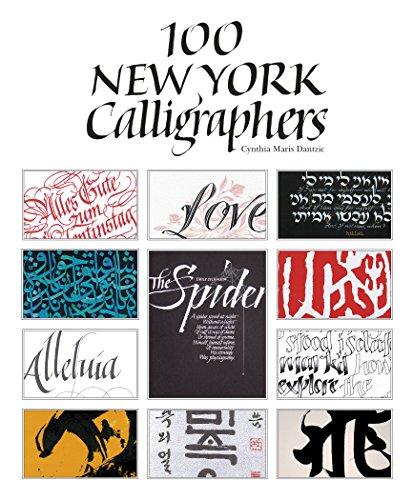 9780764348983: 100 New York Calligraphers
