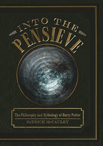 Into the Pensieve: McCauley, Patrick