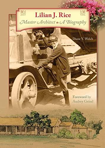 9780764349584: Lilian J. Rice, Master Architect, A Biography