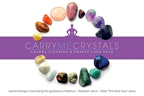 9780764350085: Carry Me Crystals: Chakra Clearing + Oracle Card Deck