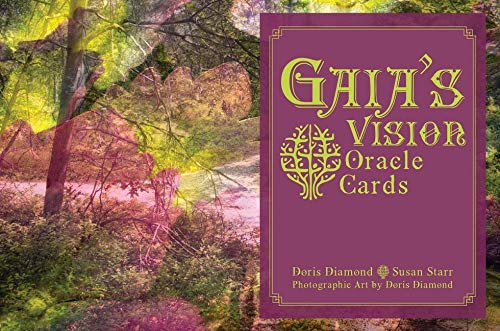 9780764350092: Gaia's Vision Oracle Cards