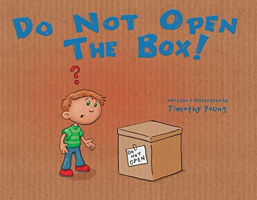 9780764350436: Do Not Open the Box