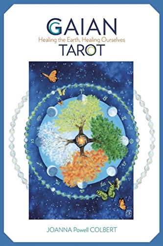 9780764350627: Gaian Tarot: Healing the Earth, Healing Ourselves