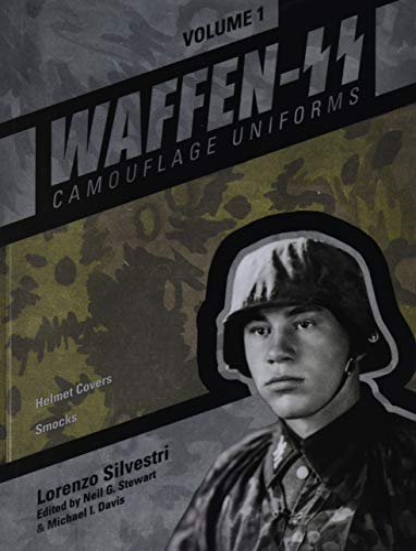 9780764350658: Waffen-SS Camouflage Uniforms, Vol. 1: Helmet Covers · Smocks