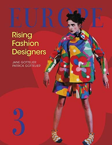 9780764350825: Europe: Rising Fashion Designers 3