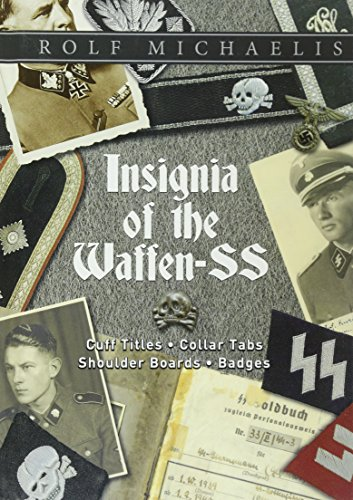 9780764351761: Insignia of the Waffen-SS