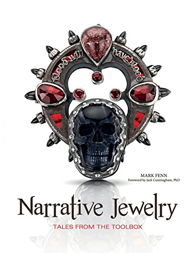 Narrative Jewelry 9780764354144 Featuring 450 full-color photos and 241 of the world's foremost narrative jewelry makers, this book showcases the best of what today's makers, ranging from newly graduated students to the luminaries of the jewelry world, have to offer us: jewelry that's designed to evoke a range of thoughts and feelings. Do you have a piece of jewelry that offers a story? What story does the jewelry we own or desire tell? Why are you attracted to some pieces, but repelled by others? The answers unfold in this contemporary compendium, also featuring a foreword by jewelry professor and expert Jack Cunningham, PhD, and text by artists Jo Pond and Dauvit Alexander (The Justified Sinner). The makers and images selected for this book are a broad representation of the genre of narrative jewelry, and offer a fascinating look for anyone who wears, collects, or has an interest in jewelry or design.