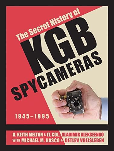 The Secret History of KGB Spy Cameras: Lt. Col. Vladimir