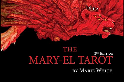 9780764357169: The Mary-El Tarot: Landscapes of the Abyss