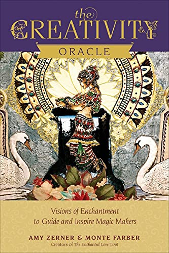 9780764358999: The Creativity Oracle: Visions of Enchantment to Guide & Inspire Magic Makers