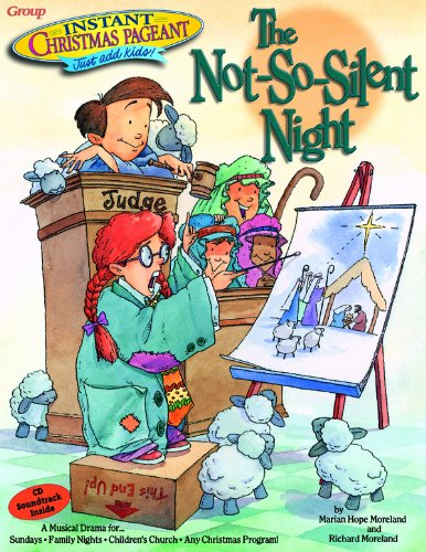 9780764420702: Instant Christmas Pageant: The Not So Silent Night