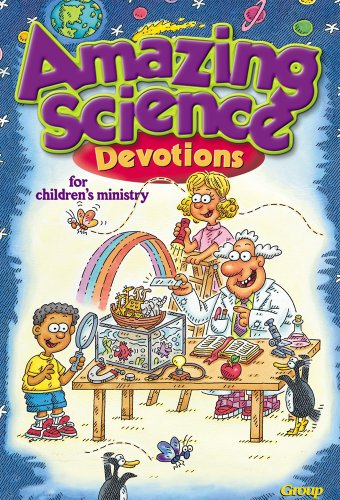 9780764421051: Amazing Science Devotions for Children's Ministry