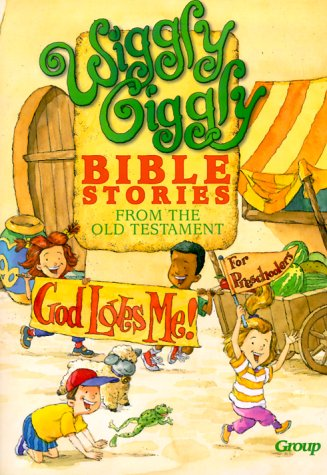 9780764421457: Wiggly, Giggly Bible Stories from the Old Testament: Introduce Preschoolers to Bible Hero Fun