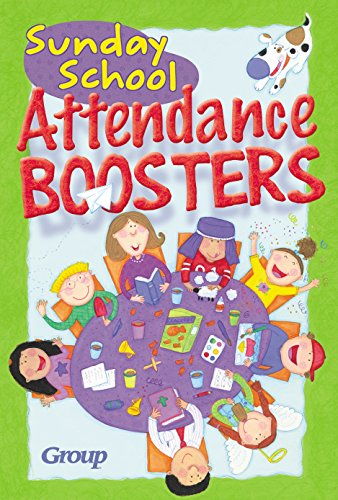 9780764421532: Sunday School Attendance Boosters: 165 Fresh and New Ideas
