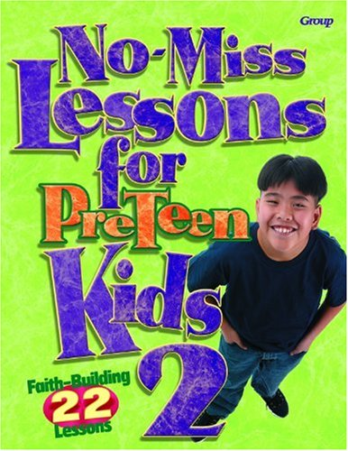 9780764422904: No-Miss Lessons for Preteen Kids 2