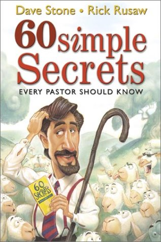 9780764423451: 60 Simple Secrets Every Pastor Should Know