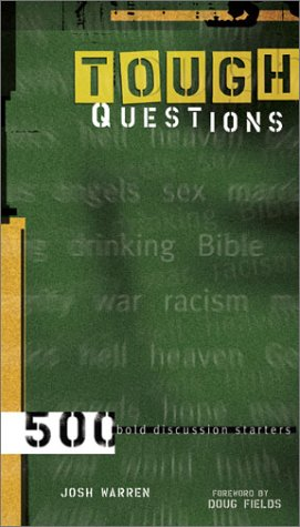 9780764423925: Tough Questions: 500 Bold Discussion Starters
