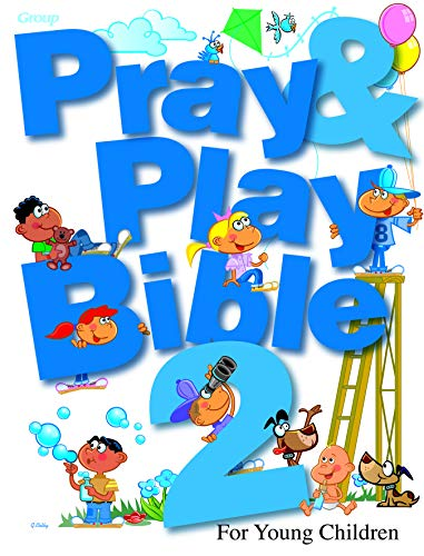9780764425141: Pray & Play Bible 2: For Young Children