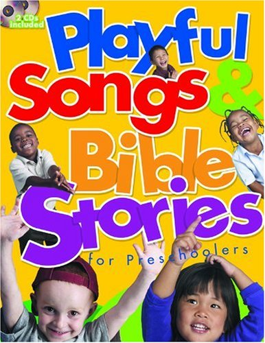 9780764425349: Playful Songs and Bible Stories for Preschoolers