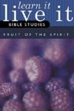9780764426698: Fruit of the Spirit Student Book (Learn It, Live It Bible Studies)