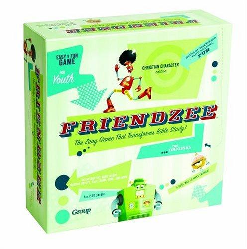 9780764429446: Friendzee: Christian Character Edition