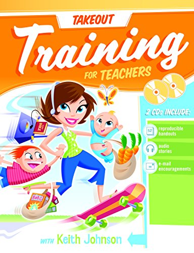 9780764430800: Takeout Training for Teachers