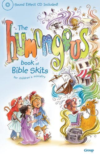 9780764430831: The Humongous Book of Bible Skits for Children's Ministry