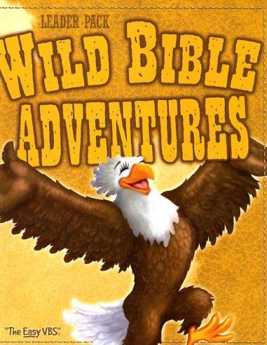 9780764432552: Wild Bible Adventures Leader Pack