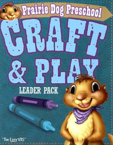 9780764433696: Prairie Dog Preschool Craft & Play Leader Pack