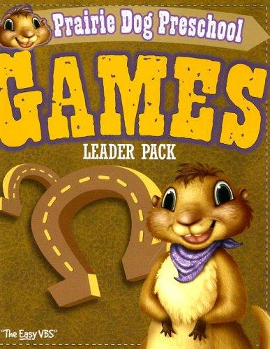 9780764433702: Prairie Dog Preschool Games Leader Pack