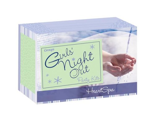 9780764433856: Girls' Night Out Party Kit: HeartSpa