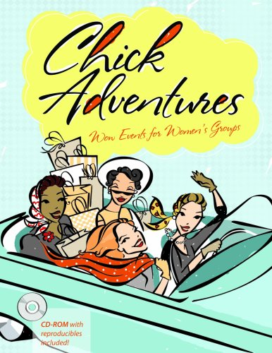 9780764434464: Chick Adventures: Wow Events for Women's Groups