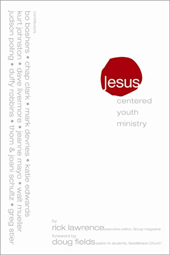 9780764435041: Jesus-Centered Youth Ministry