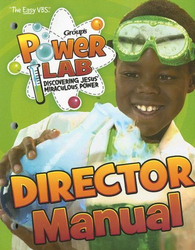 Power Lab Director Manual