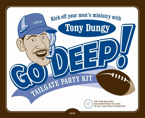 9780764436659: Go Deep! Tailgate Party Kit