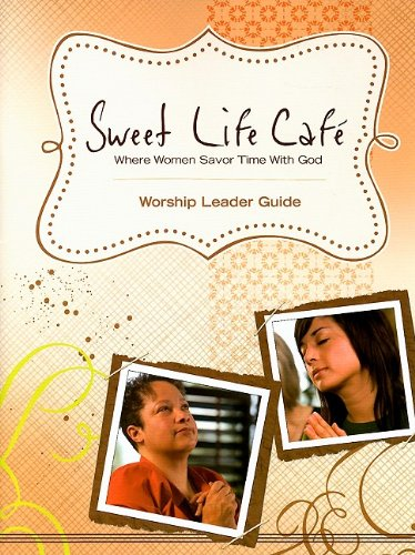 9780764438851: Sweet Life Cafe: Worship Leader Guide