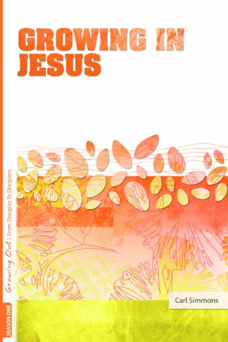9780764438998: Growing Out Season 1: Growing in Jesus (Growing Out: From Disciples to Disciplers)