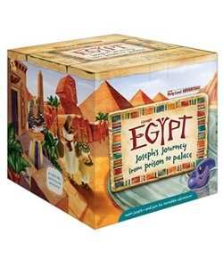 9780764439322: Egypt Trade Starter Kit: Joseph's Journey from Prison to Palace (Holy Land Adventure VBS 2010)