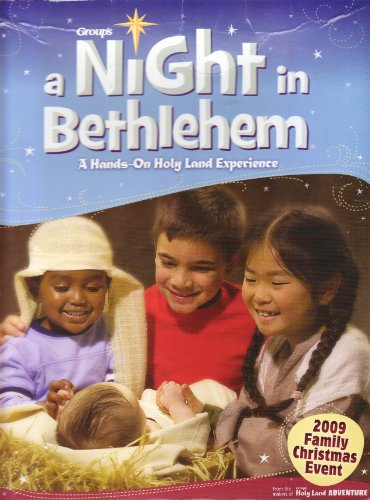 9780764439599: A Night in Bethlehem: A Hands-on Holy Land Experience Kit