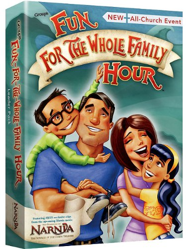 9780764442889: Fun for the Whole Family Hour Leader Kit
