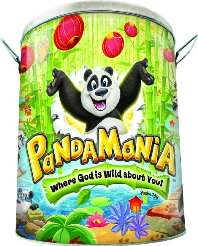 9780764447617: Pandamania Starter Kit: Where God Is Wild about You (Pandamania; Where God Is Wild about You Vbs)