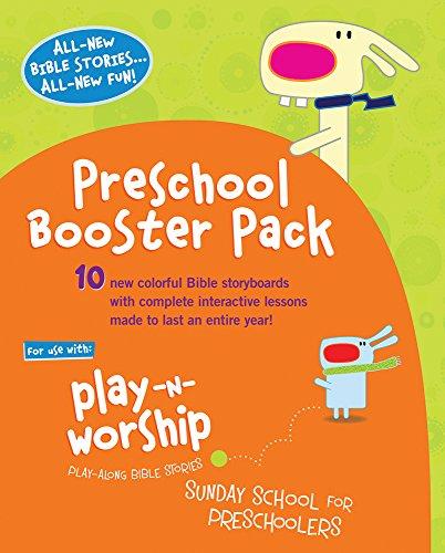 9780764449482: Play-n-Worship: Booster Pack for Preschoolers