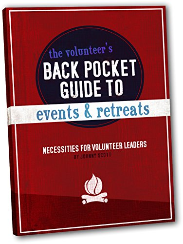 9780764465284: The Volunteer's Back Pocket Guide to Events & Retreats: Necessities for Volunteer Leaders