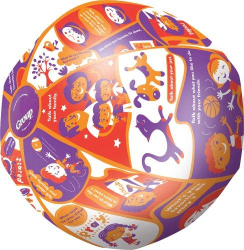 9780764476136: Preschool Throw & Tell Ball