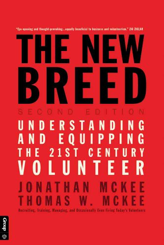 9780764486197: The New Breed: Understanding and Equipping the 21st Century Volunteer