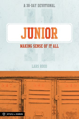 9780764490040: Junior: Making Sense of It All: A 30-Day Devotional for Juniors (Simply for Students)