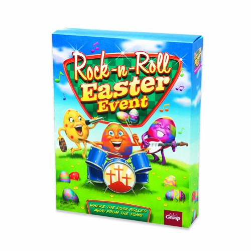 9780764490897: Rock-n-Roll Easter Event: Where the Rock Rolled Away From the Tomb