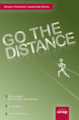 9780764497704: Go the Distance (Volunteer Leadership Series)